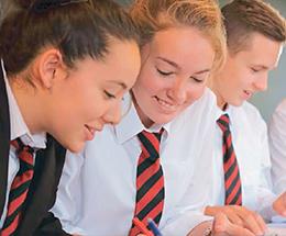Ученики Westbourne School