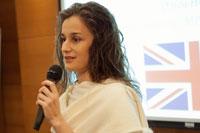 Встречи с выпускниками британских вузов