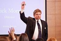 Ник Моррис, The London School of English (Киев)