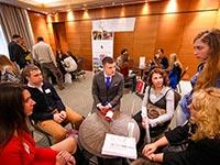 Круглые столы с выпускниками британских вузов