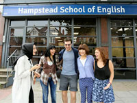 Лондонский центр Experience English – Hampstead School of English