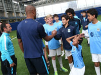 В City Football Academy