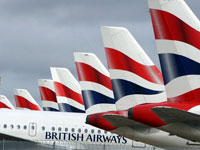Самолеты British Airways