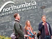 Студенты Northumbria University