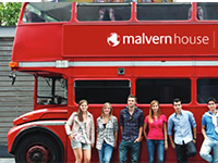 Учащиеся Malvern House London