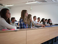 Ученики BSC Oxford Brookes University