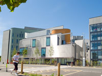 Учебный центр INTO University of East Anglia