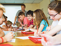 Урок в Harrow House